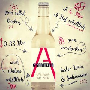 Spritzer Flasche